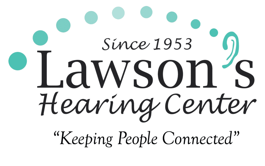 Lawson's Hearing Center logo